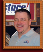 PPFA Certified Picture Framer Andy Langlois