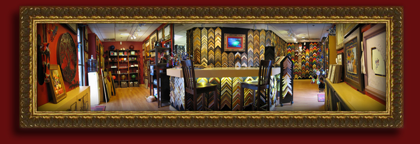 Custom Picture Framing Gallery in RI