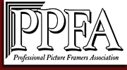 Professional Picture Framer's Association PPFA
